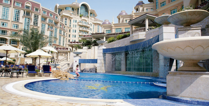 Bild 7690845 - Al Murooj Rotana Hotel & Suites