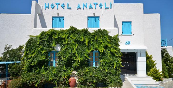 Hôtel Anatoli