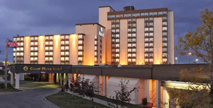 Coast Plaza Hotel & Conference Centre