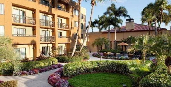 Bild 13457138 - Courtyard by Marriott Boca Raton