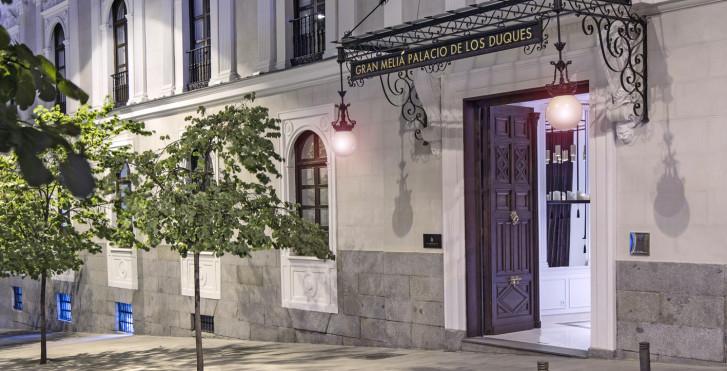 Gran Meliá Palacio de los Duques (ex. Tryp Madrid Ambassador Hotel)