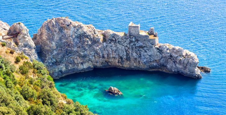 Traumhafte Amalfiküste