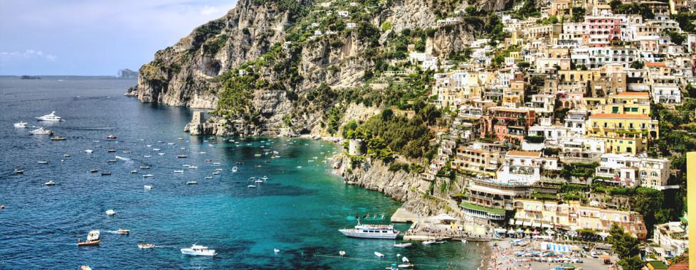 Positano, Capri