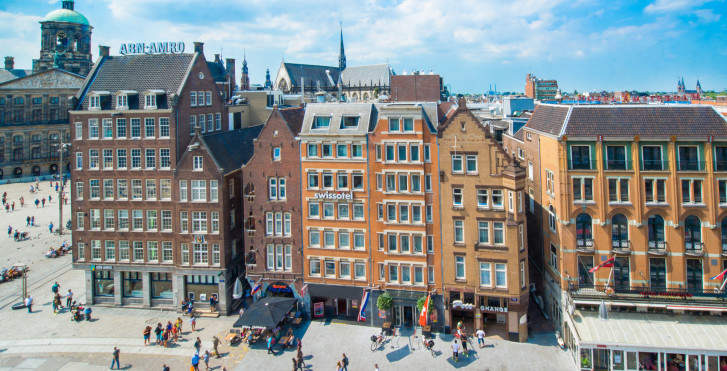Image 28631751 - Swissôtel Amsterdam