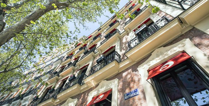 H tel hospes puerta de alcal madrid ses environs vacances migros - Hotel hospes puerta de alcala ...