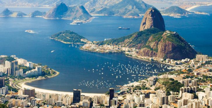 Rio von oben