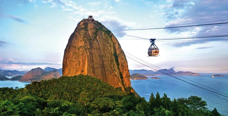Mont du Pain de Sucre, Rio de Janeiro