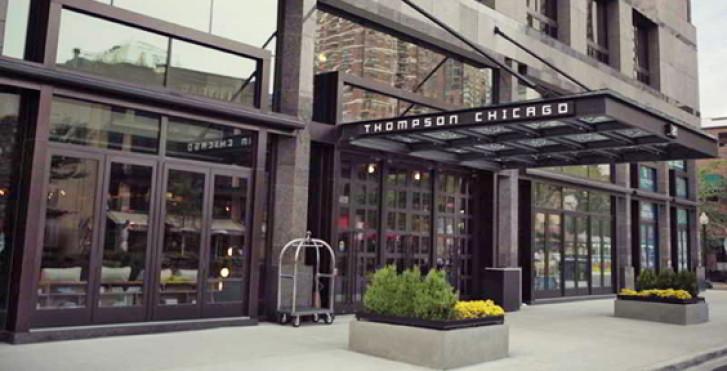 Image 13619988 - Thompson Chicago, A Joie de Vivre Hotel