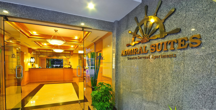 Bild 28745599 - Admiral Suites Bangkok by Compass Hospitality