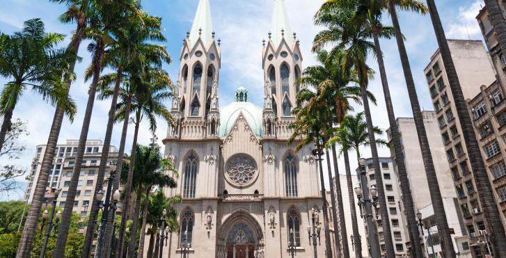 Kathedrale von Sao Paulo