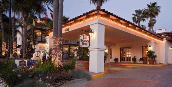 Bild 17273517 - Best Western Plus Hacienda Hotel - Old Town
