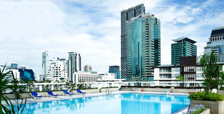 Trinity Silom Hôtel