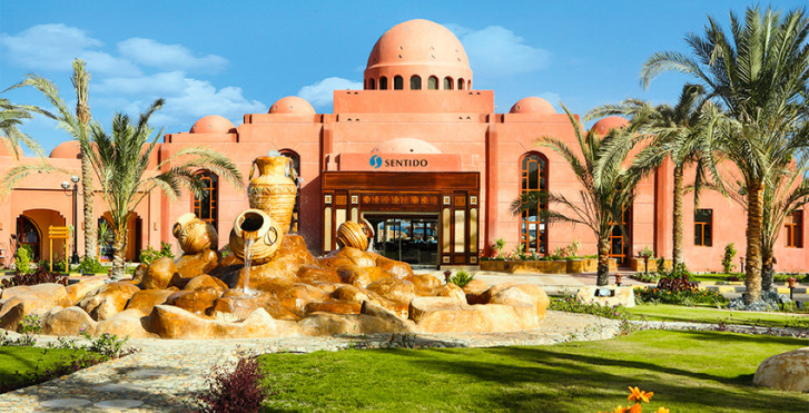 Image 16062451 - SENTIDO Oriental Dream Resort