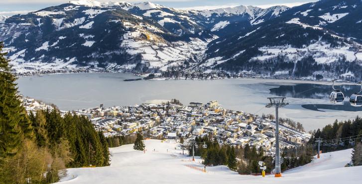 Skigebiet Schmittenhöhe