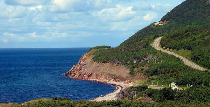 Kap-Breton-Insel, Nova Scotia