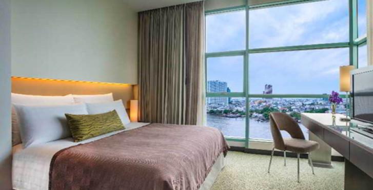 Image 14391045 - Chatrium Hotel Riverside Bangkok
