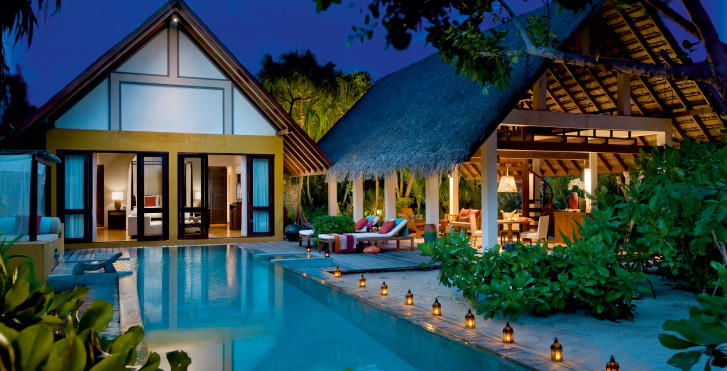Villa Beach avec piscine - Four Seasons Resort Maldives at Landaa Giraavaru