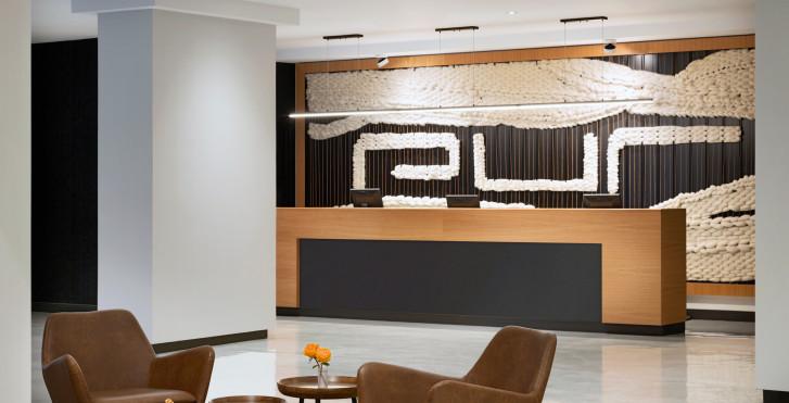 Lobby - Hotel Pur