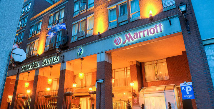Image 27932649 - Springhill Suites Marriott Old Montreal