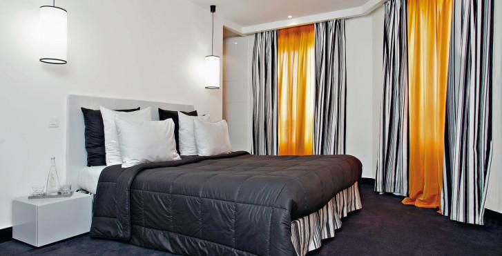 Standard design hotel paris migros ferien for Design hotel bastille