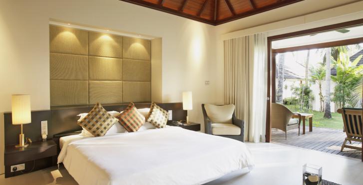 Villa Garden - Hilton Seychelles Labriz Resort & Spa