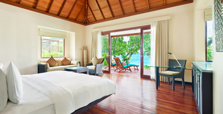 Villa Beachfront - Hilton Seychelles Labriz Resort & Spa