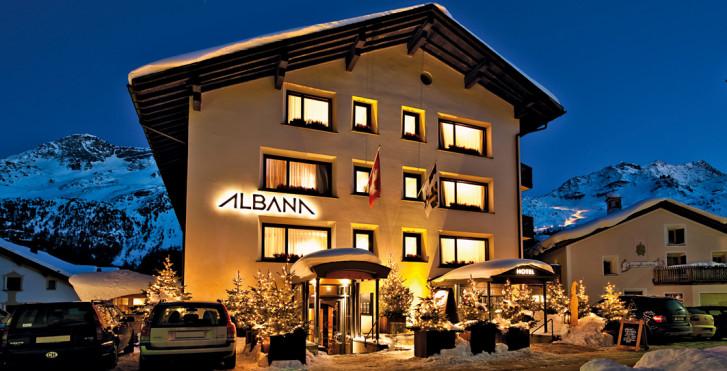 Image 10061323 - Hôtel Albana
