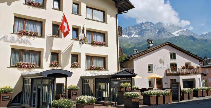 Image 22412922 - Hôtel Albana - été remontées incl.