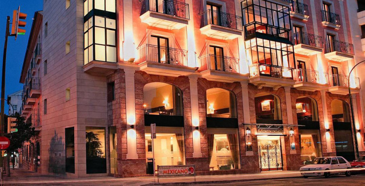 Bild 25163751 - Continental Hotel