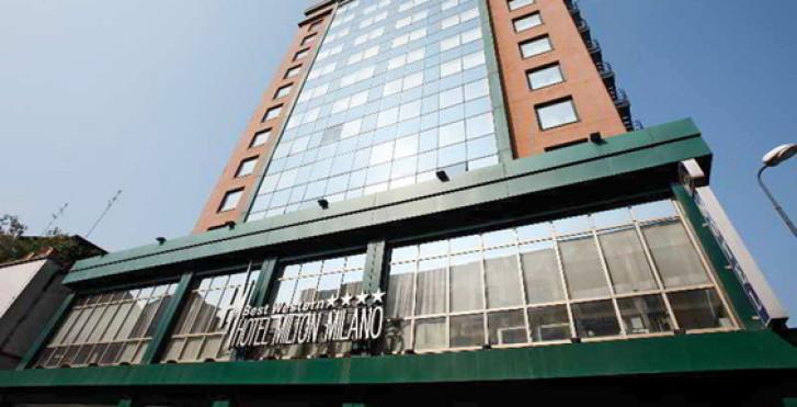 Best Western Hotel Milton Milano Milan Vacances Migros