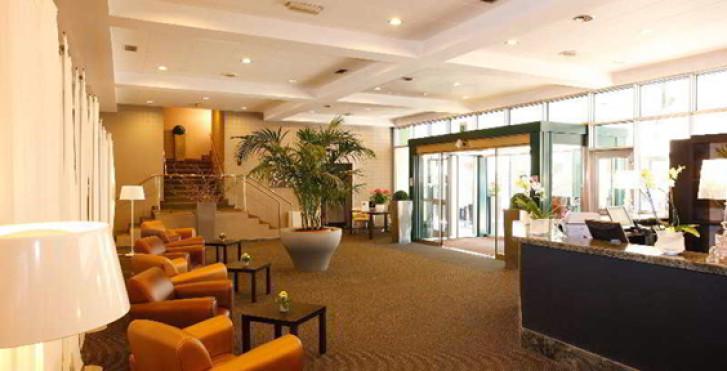Best western hotel milton milano milan vacances migros for Hotel milton milano