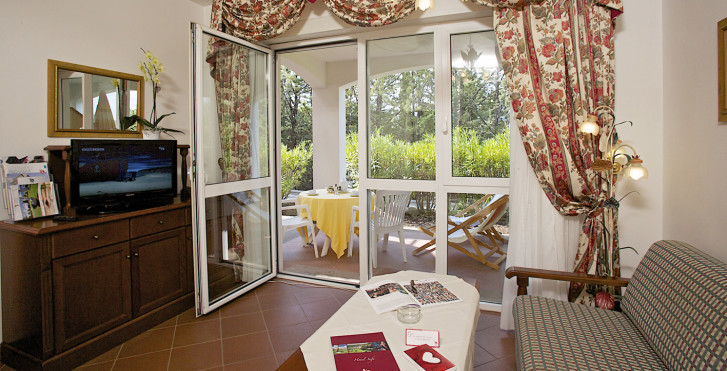 Bild 15128410 - Cordial Hotel & Resort Il Pelagone