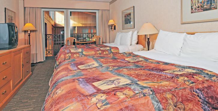 Chambre Standard - Banff Ptarmigan Inn