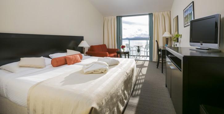 Doppelzimmer Meerseite - Admiral Grand Hotel