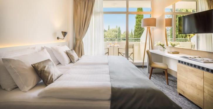 Doppelzimmer - Remisens Hotel Albatros