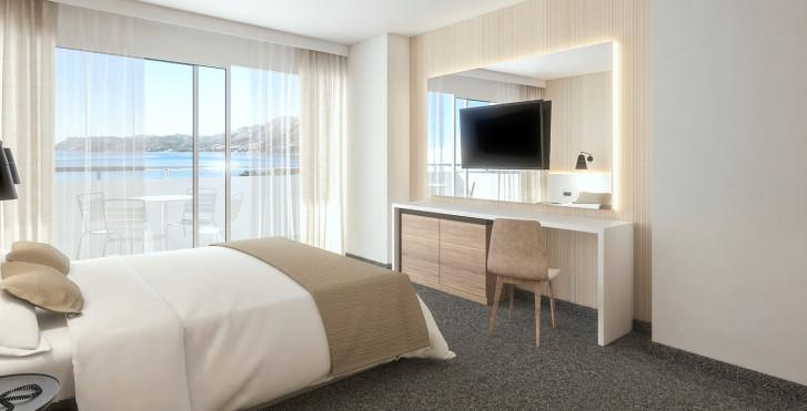 Chambre double Superior - Remisens Hotel Albatros