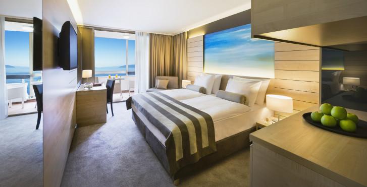 Chambre double - Remisens Hotel Excelsior