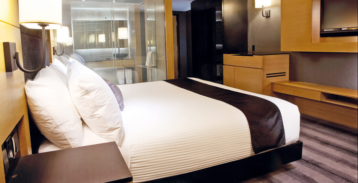 Standard-Zimmer - Ramada Plaza Prince George