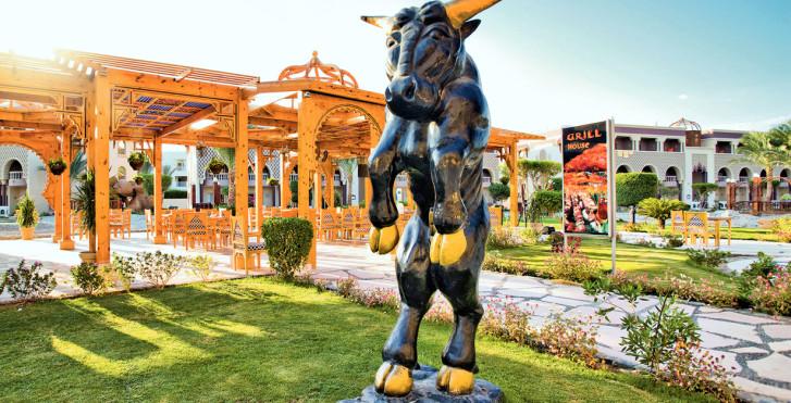 Image 15557534 - SENTIDO Mamlouk Palace Resort