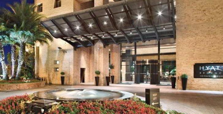 Bild 15314476 - Hyatt Regency Johannesburg