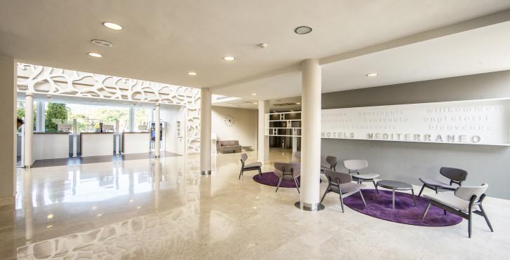Bild 22262198 - Hotel Mediterraneo & Mediterraneo Park