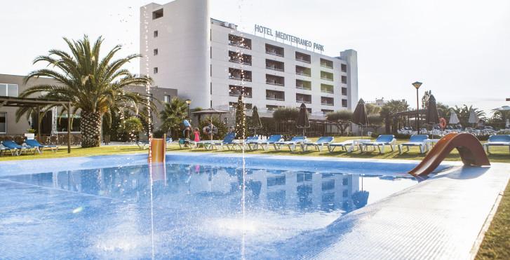 Image 22262202 - Hôtel Mediterraneo et Mediterraneo Park