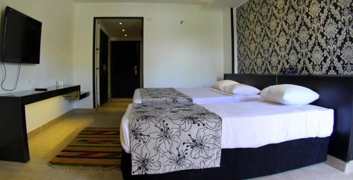 Chambre familiale - Panorama Bungalows Aqua Park Hurghada