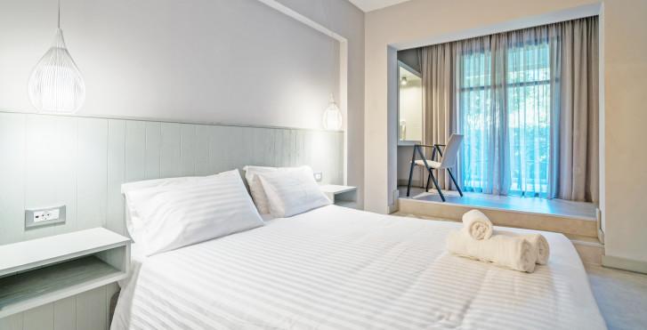 Doppelzimmer Superior - Hotel Castelli