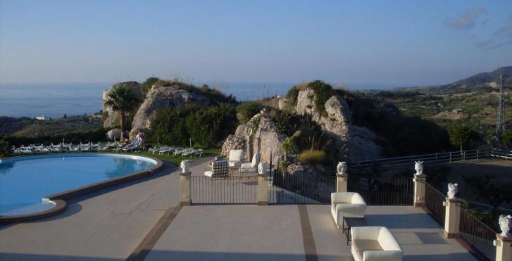 Bild 14425419 - Il Parco degli Ulivi Sicilia