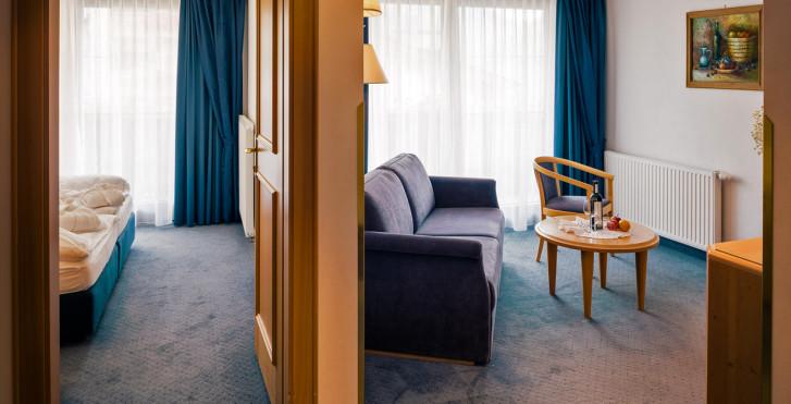 Suite Lazid - Hôtel Alpenruh