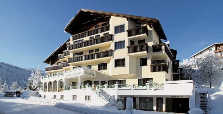 Image 24612044 - Hôtel Alpenruh