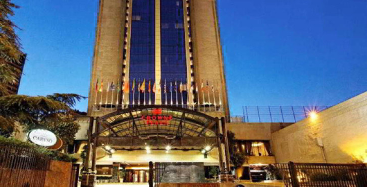 Bild 15420851 - Crowne Plaza Santiago