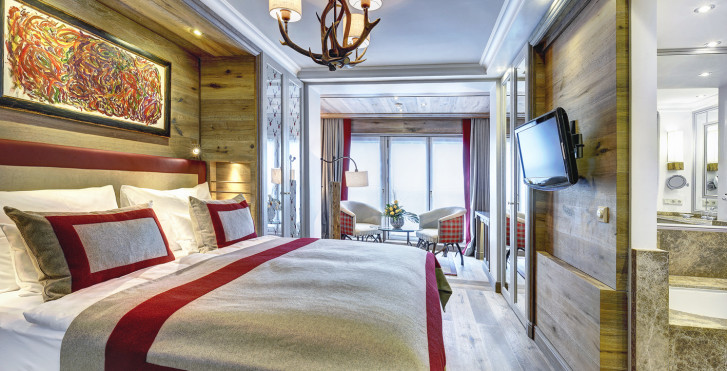 Doppelzimmer Karwendel - Relax & Spa Hotel Astoria
