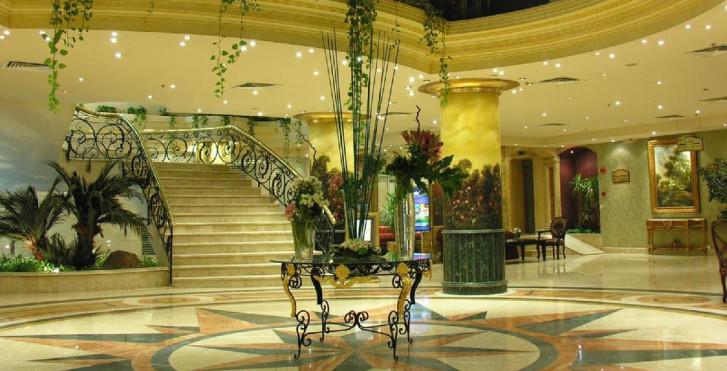 Pyramisa Cairo Suites and Casino